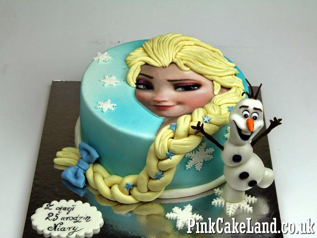 Frozen Cakes In London