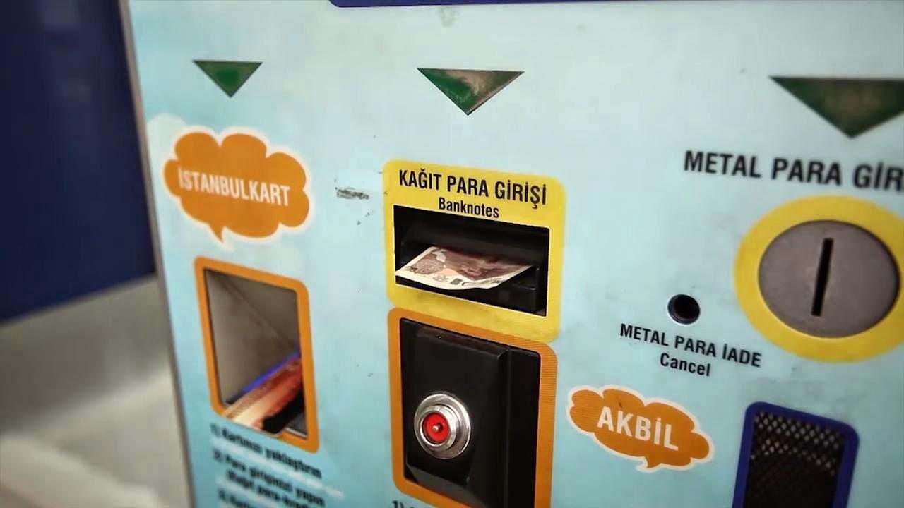 Istanbulcart дешево по Стамбулу