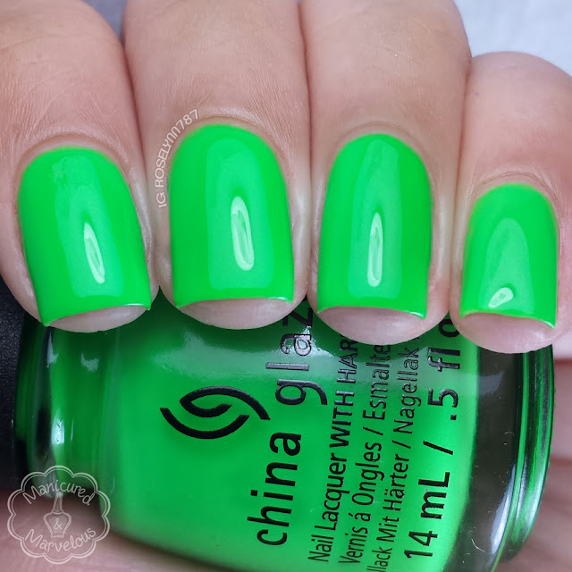 China Glaze - Drink Up Witches