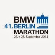 28 Sept - 41st BMW Berlin Marathon
