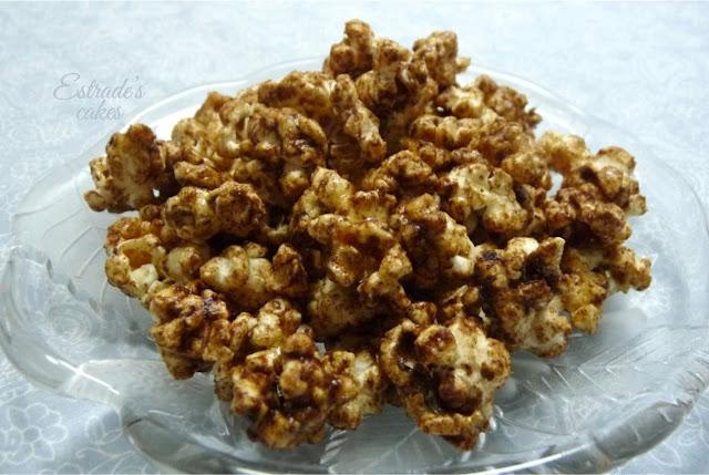 receta de palomitas con manzana y canela - 01