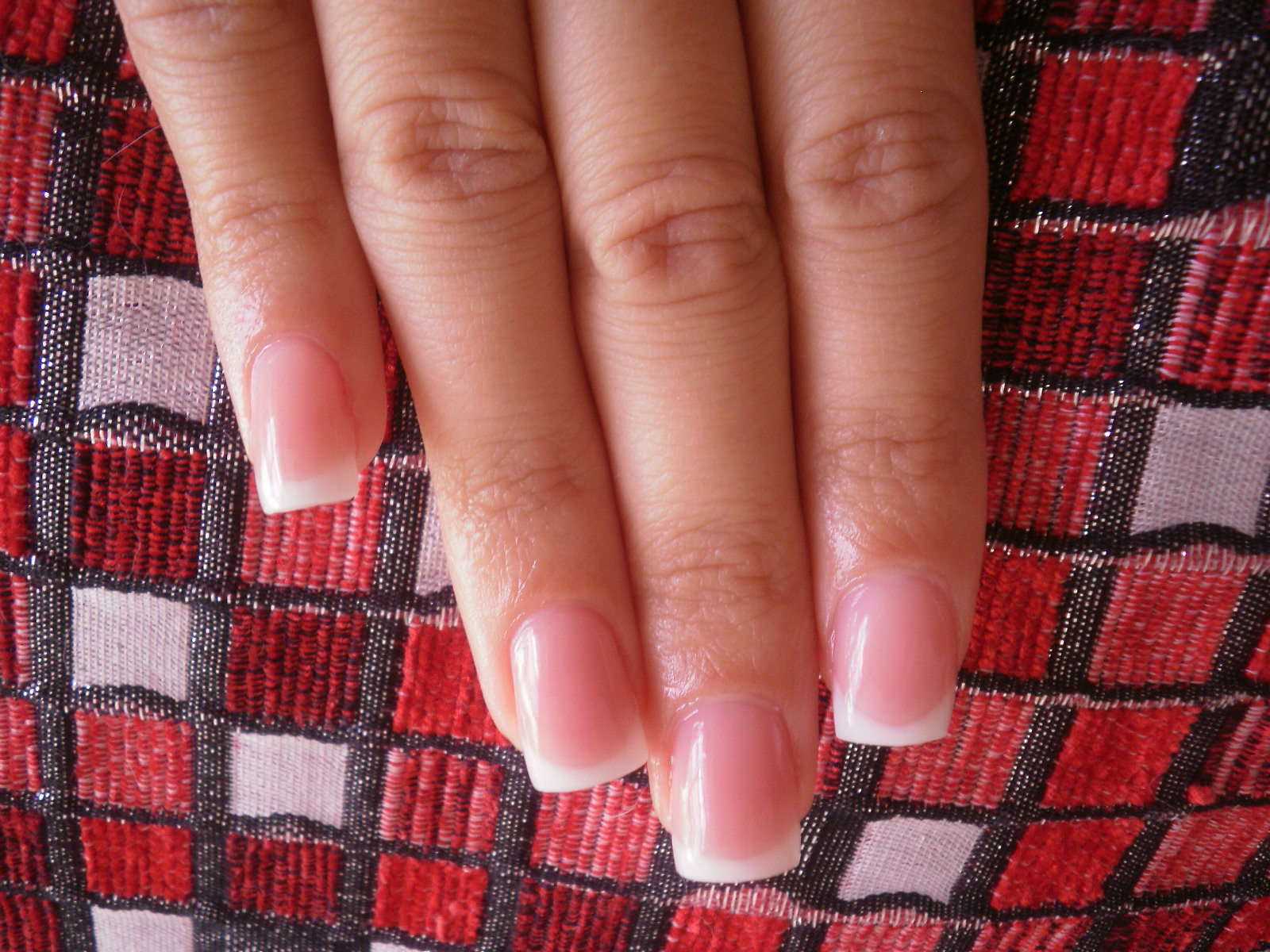 Gel Nail French Manicure Designs