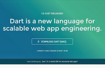Dart 1.0 Lenguaje de Programación de Google