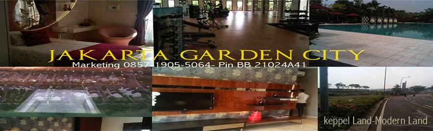 JAKARTA GARDEN CITY INDONESIA