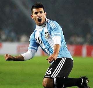Agüero Goleador de la Copa América 2011