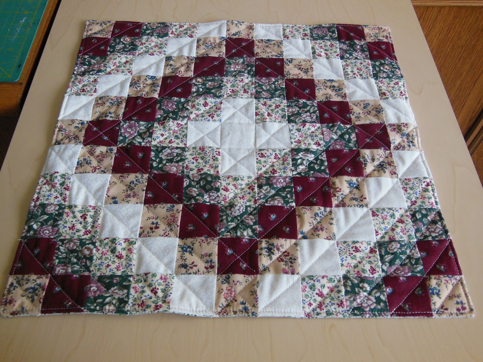 Mistress Of Quilts Trip Around The World