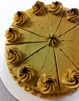 Italian Espresso Cake Dessert