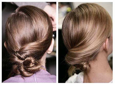 Jessica Simpsons Hairdo brand even has a clip in chignon: