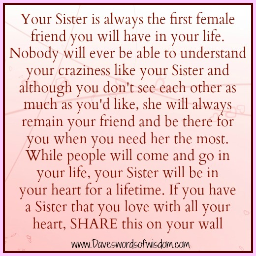 sister love quotes that make you cry quote addicts