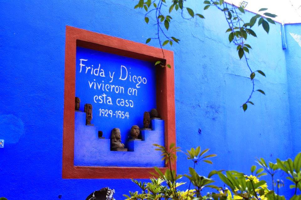 frida kahlo house mexico museum la casa azul