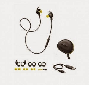 Snapdeal: Buy Jabra Sport Pulse Wireless In Ear Earphones with Mic at Rs. 14728