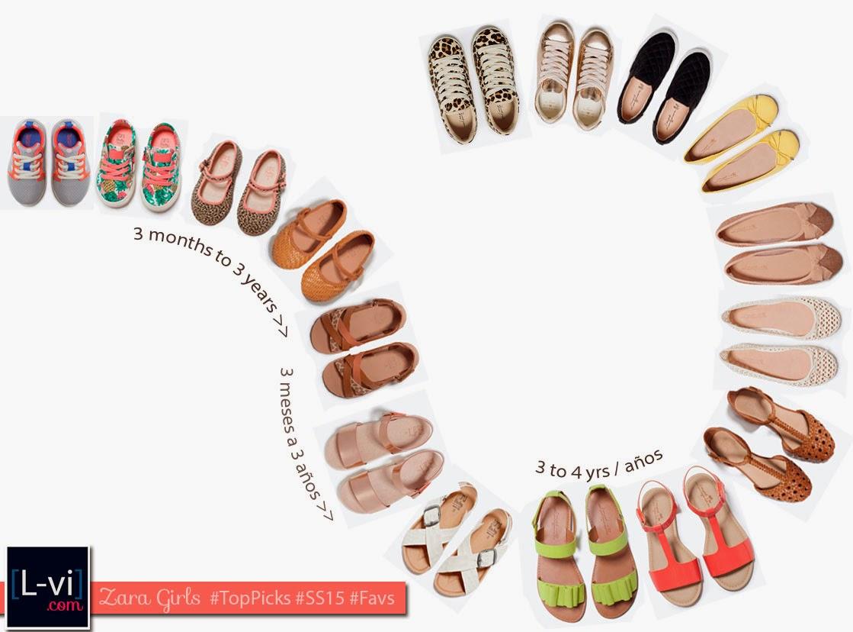 [Zara] SS15 Shoes for the girls!  L-vi.com