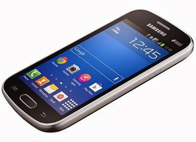 Formater Samsung Galaxy Trend
