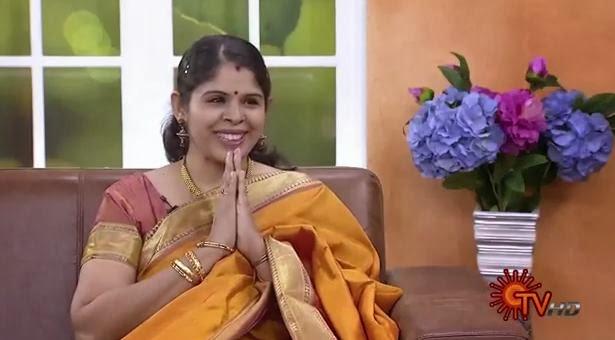 Virundhinar Pakkam – Sun TV Show 27-02-2014 Singer Vinaya