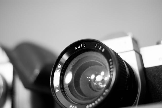 oude vintage camera verzamelen verzameling fotografie marieke van stempvoort