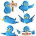Cara Membuat Widget Burung Twitter Blogger