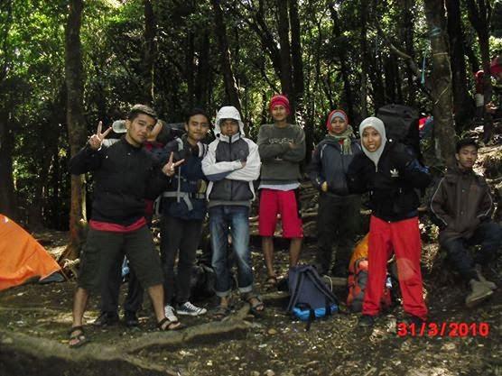 Guide Gunung Gede Pangrango