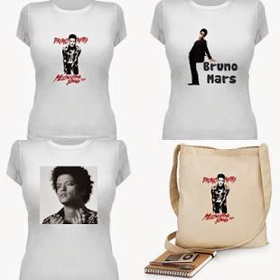 Tienda Bruno Mars