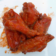twice fried wings