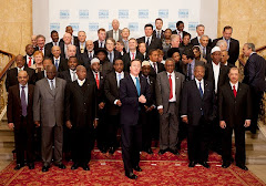 In pictures: Somalia conference in London  (road map)