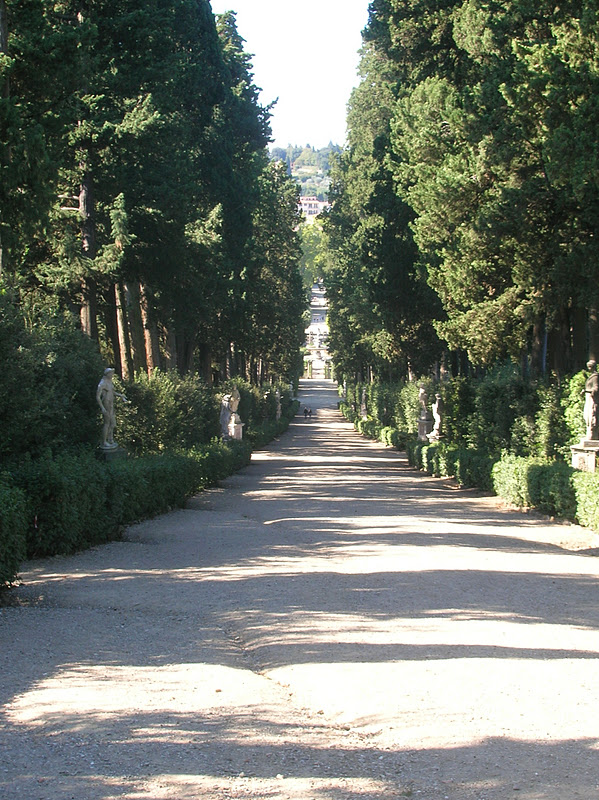 Grounds of Pitti PalacePitti Palace Grotto