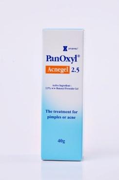 ครีมแก้สิว Panoxyl ลดสิวอุดตัน แต้มสิวอักเสบ ใช้ทายังไงให้