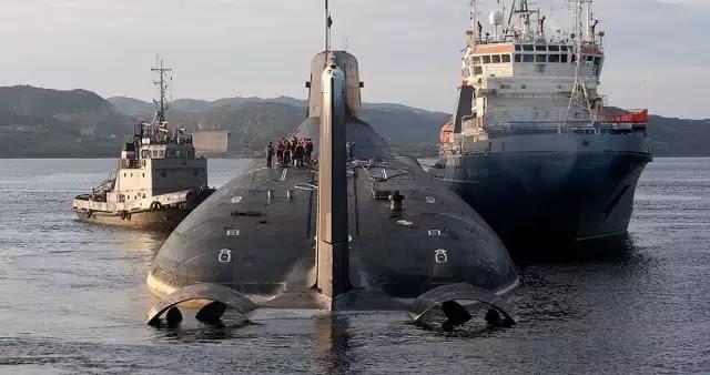 Ο Πούτιν στέλνει και τρία πανίσχυρα ρωσικά υποβρύχια στην ανατολική Μεσόγειο
