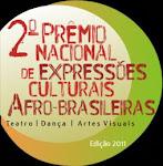 Prêmio Nacional de Expressões Culturais - Inscrições até 28/11/2011