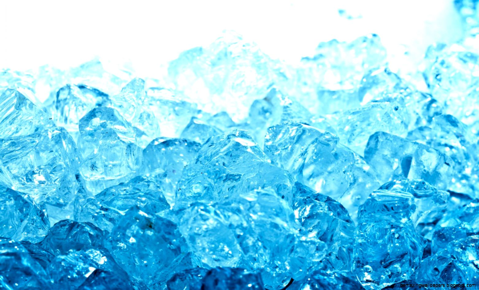 Ice Cubes Wallpaper