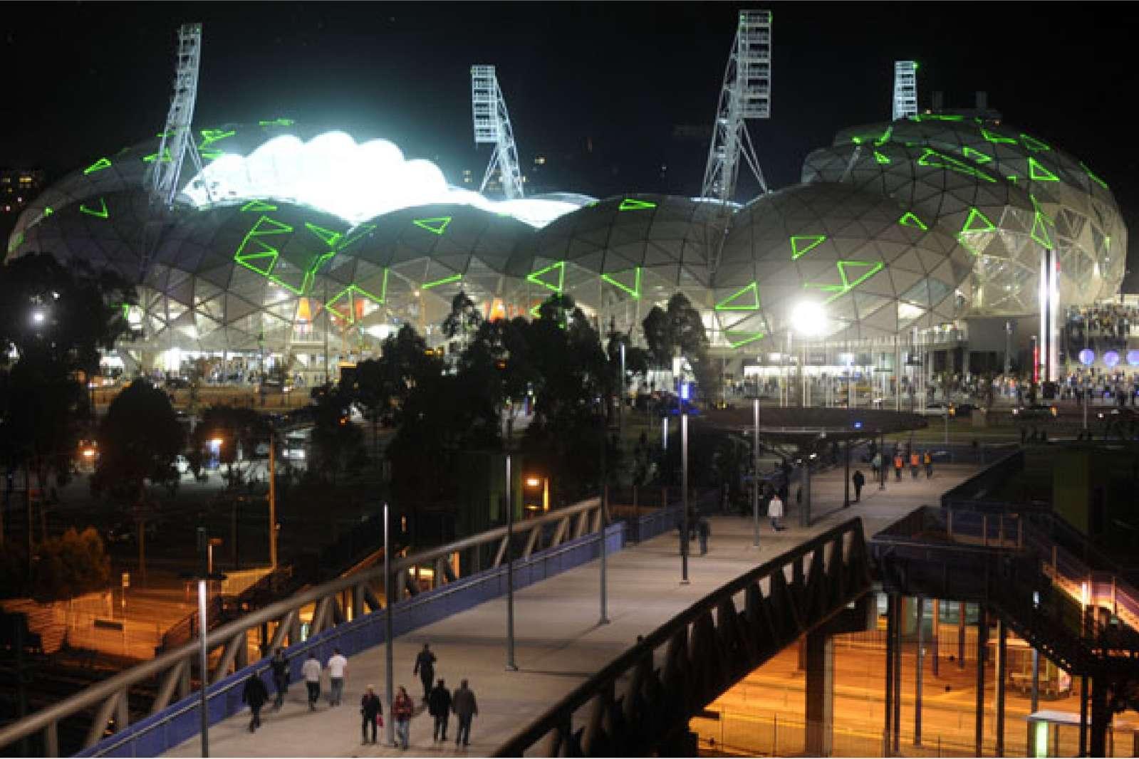 Aami Park Stadium