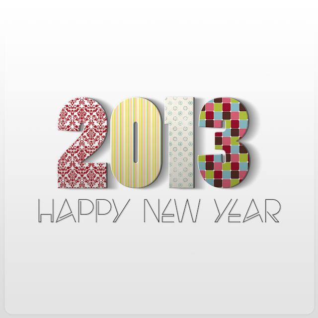 free new year 2013 ipad wallpaper 01