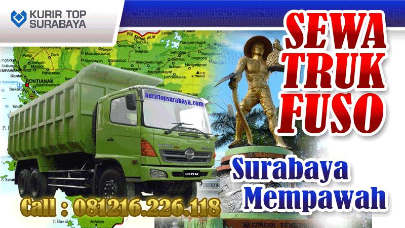 Sewa Truk Fuso Surabaya - Mempawah