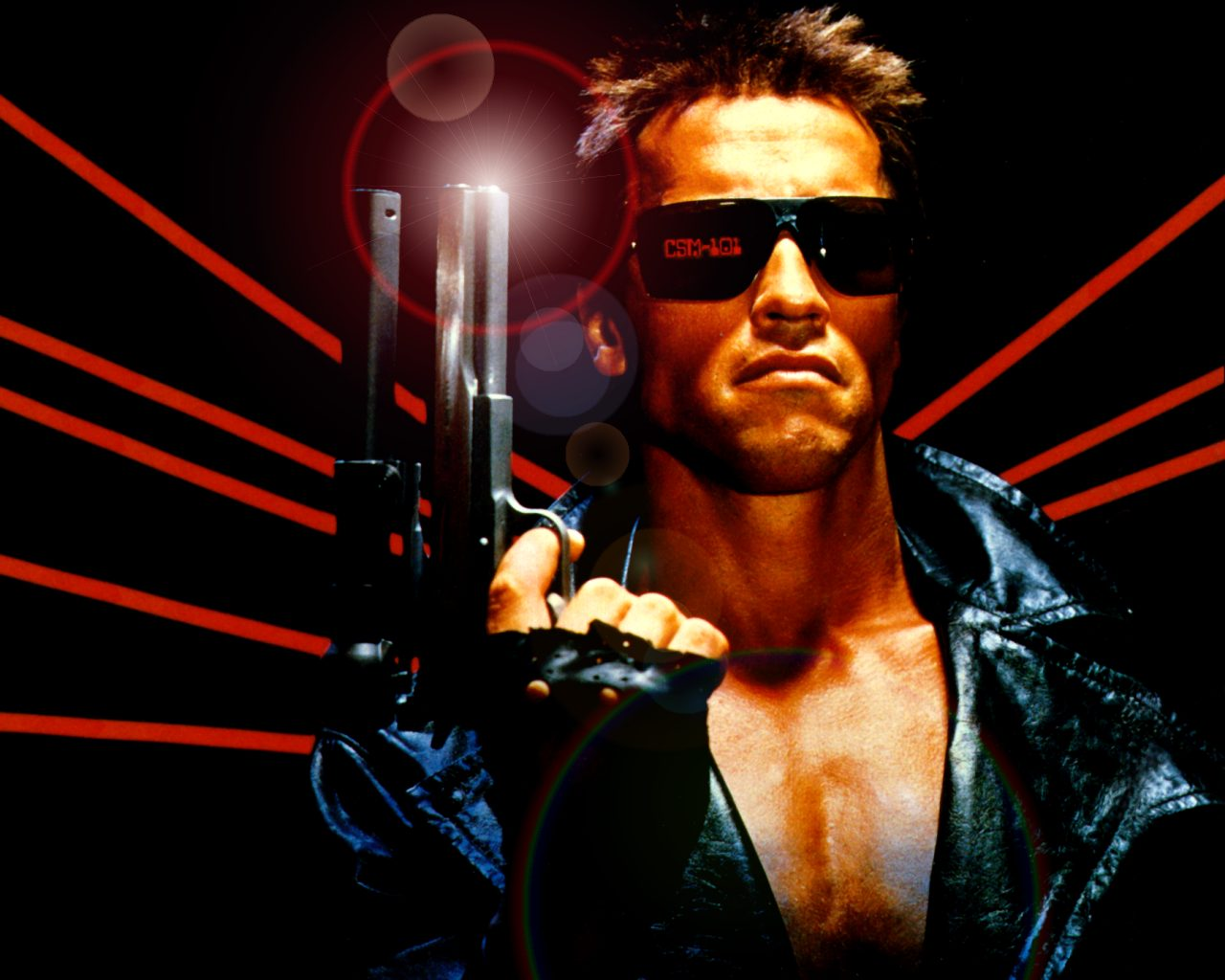 Arnold Schwarzenegger & TERMINATOR is coming back!!! (rumored) Arnold Schwarzenegger