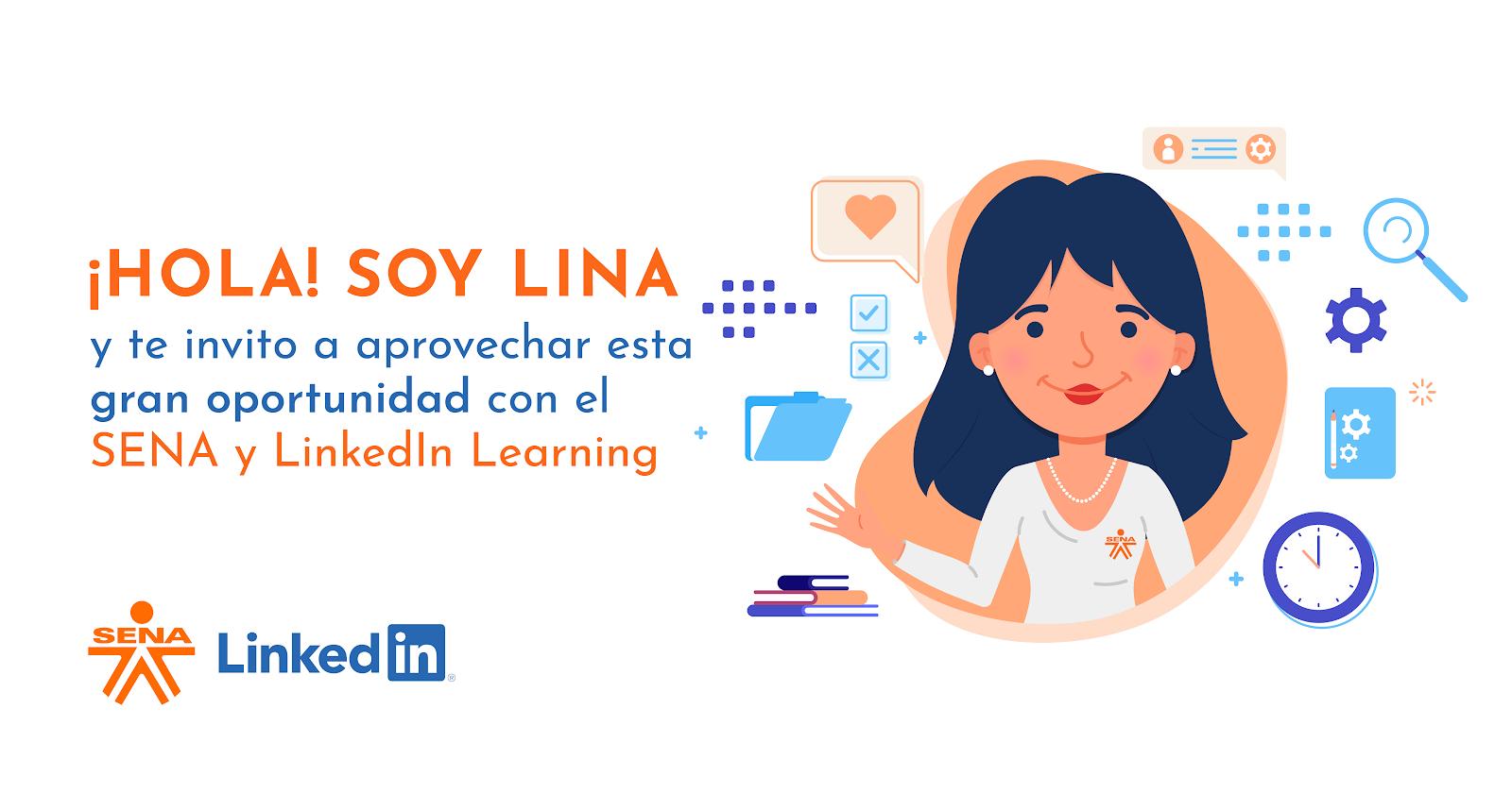 Aprendiz activa tu licencia de LinkedIn