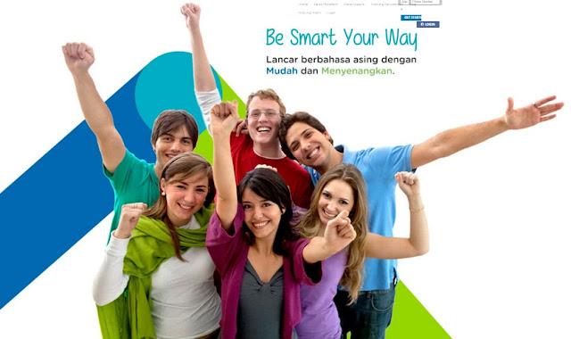 Kini Mudah Tersedia Layanan belajar bahasa Inggris dan Mandarin menggunakan teknologi live secara online