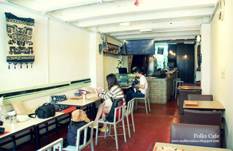 Folks Cafe at Acheen Street