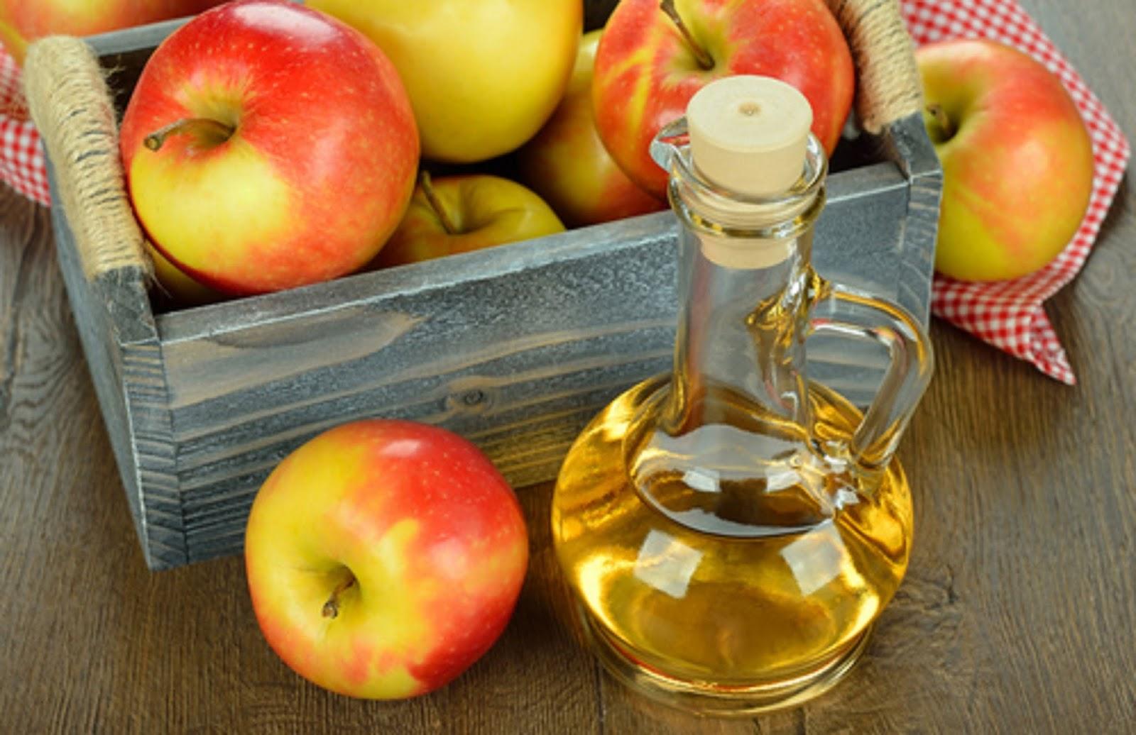 Les bienfaits du vinaigre de cidre pour maigrir : la pomme et ses vertus