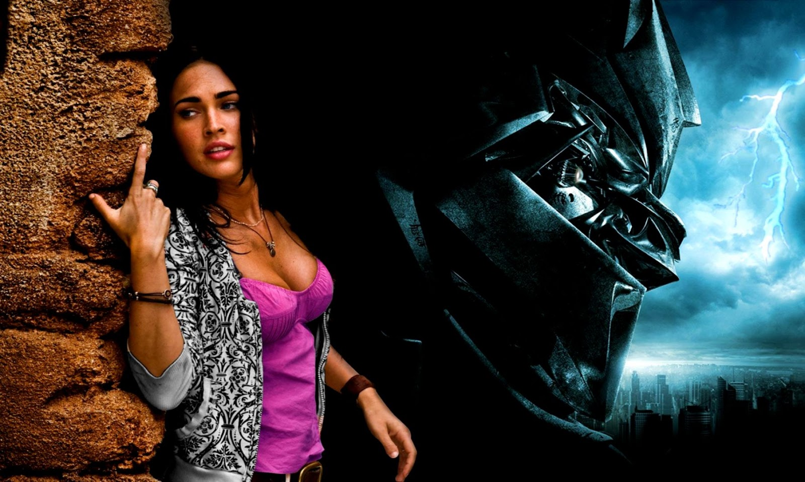 Megan Fox Transformers Movie