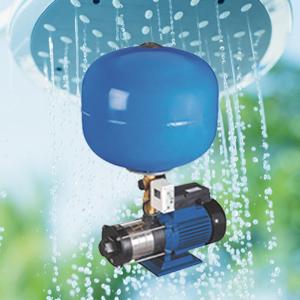 Crompton Greaves Pressure Booster Pump 10MSMB5D1.00-O25 (1HP) 25L Tank Online, India - Pumpkart.com