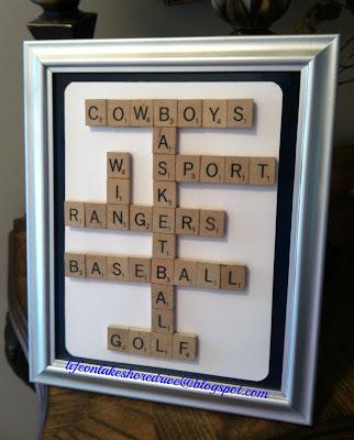 """alt=""""Sports Scrabble tile picture art"""""""