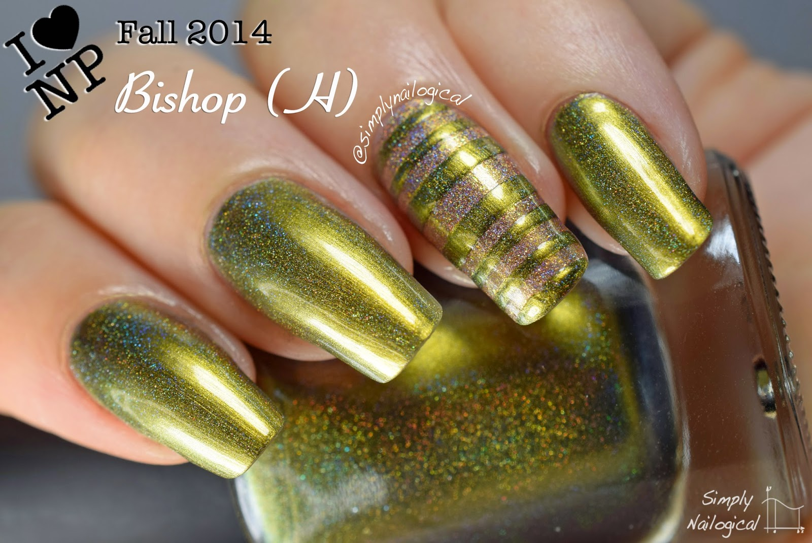 Bishop (H)  - ILNP Fall 2014 collection swatch