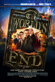 Bienvenidos al fin del mundo (The World's End)