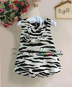 ZARA Dress zebra