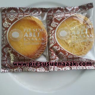 pie susu asli enak jalan nangka