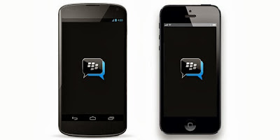 Cara Mengaktifkan BBM di Android dan iPhone