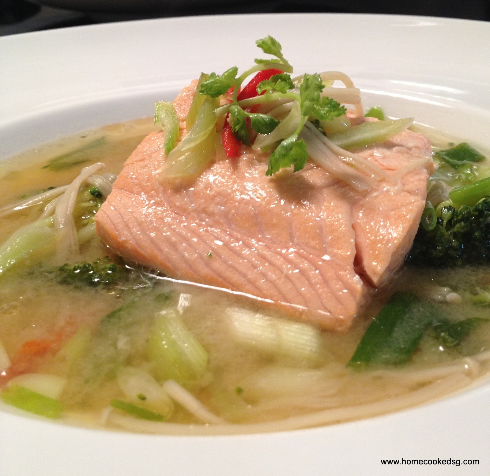 Gordon ramsay salmon miso recipes