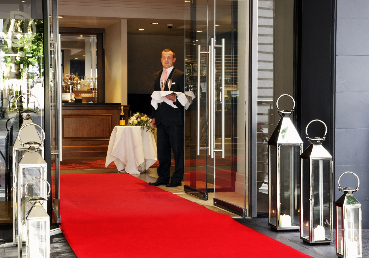 jurys bristol hotel: