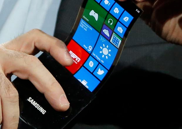 Bükülebilir Ekranlı Galaxy Note 3