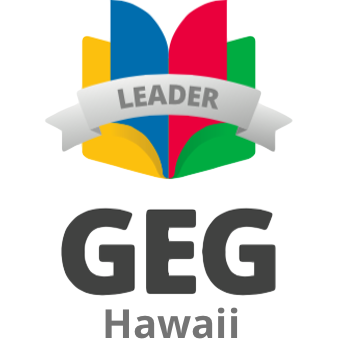 GEG Leader Badge