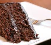 bolo de chocolate rápido